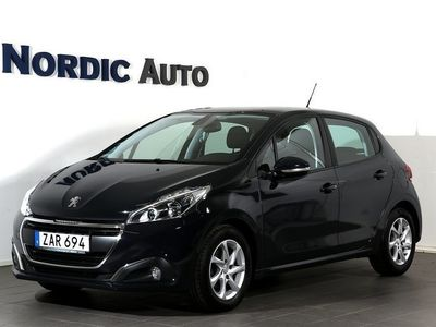 begagnad Peugeot 208 1.2 VTi|82hk|5-Dörr|Apple Carplay