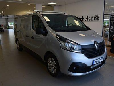 begagnad Renault Trafic 1.6 dCi Skåp 140Hk