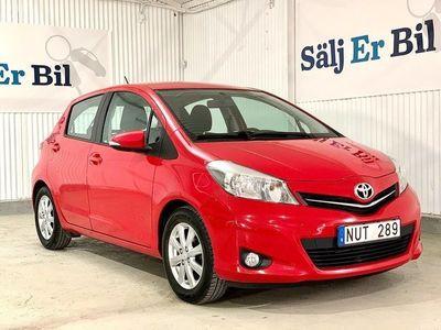 begagnad Toyota Yaris 1.33 BACKKAMERA/BLUETOOTH 99hk