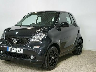 begagnad Smart ForTwo Coupé 0.9 Euro 6 90hk *Special Edition* *1500*MIL