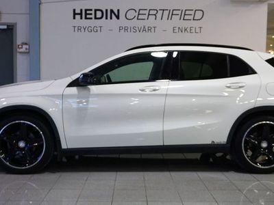 begagnad Mercedes GLA200 CDI Euro 6 136hk