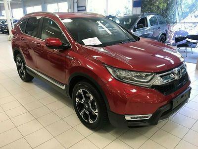 begagnad Honda CR-V Hybrid 4WD CVT Lifestyle NAVI 215hk #KOLLA PRISET#