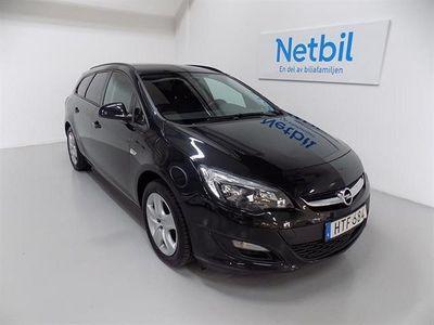 begagnad Opel Astra 1.6 CDTI ecoFLEX Sports Tourer 110hk