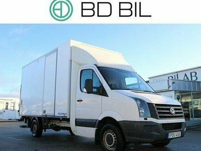 begagnad VW Crafter Chassi 2.0 TDI BG-LYFT SIDODÖRR 2015, Transportbil Pris 149 900 kr