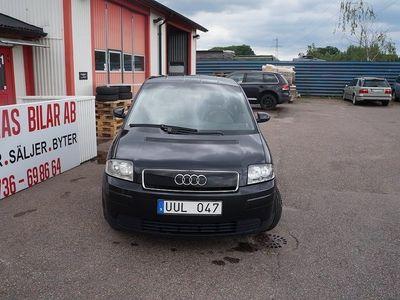 begagnad Audi A2 1.6 FSI 110hk/ Full servad/ Ny bes