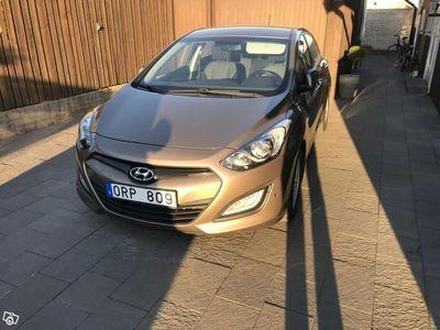 usata Hyundai i30 1.6 CRDI manuell, 128hk -14