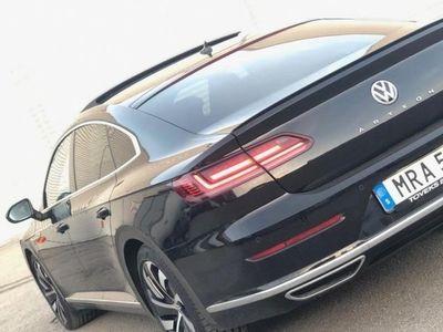 begagnad VW Arteon 4motion 190hk tdi