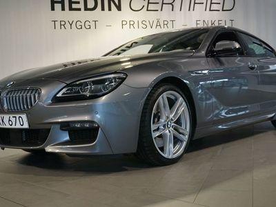 begagnad BMW 650 i xDrive Gran Coupé Steptronic, 450hk, 2016