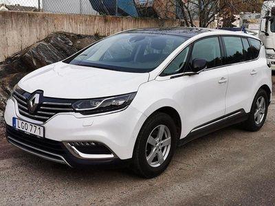 begagnad Renault Espace 1.6 dCi Euro 6 7-sits 130hk Na