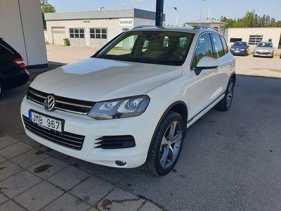 begagnad VW Touareg 3.0 V6 TDI BlueMotion 4Mot -12