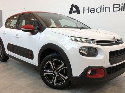 gebraucht Citroën C3 // Apple CarPlay // Filbytesvarnare // Trötthetsvarnare //