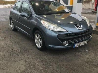 begagnad Peugeot 207 1,6 vti -07
