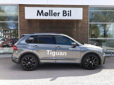 begagnad VW Tiguan 2.0 TDI190 R-line Black 20