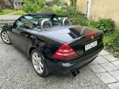 begagnad Mercedes SLK230