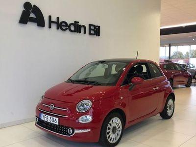 begagnad Fiat 500 Fiat 500 1.2 Manuell, 69hk, 2017