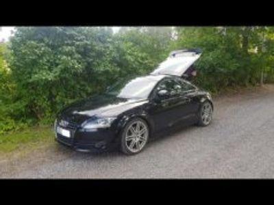 begagnad Audi TT 2.0 tfsi chippad 250hk -07