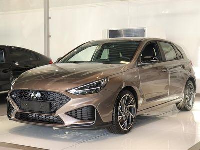 begagnad Hyundai i30 1.5 T-GDi DCT MHEV N Line