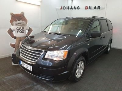 begagnad Chrysler Grand Voyager 3.8 V6 7sits 193hk R/T