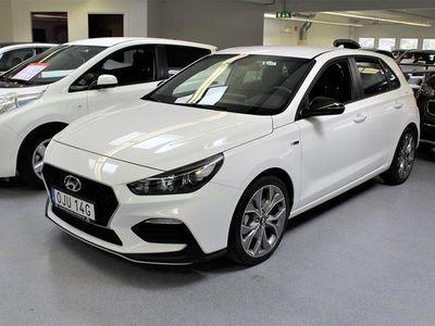 begagnad Hyundai i30 5-dörrar 1.4 T-GDi 140hk N-LINE