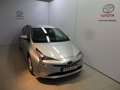 begagnad Toyota Prius 1.8 HYBRID ACTIVE