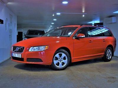 begagnad Volvo V70 D3 Base / Värmare / Dragkrok / 1 brukare
