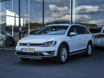 begagnad VW Golf Alltrack 1.8 TSI 4Motion 180hk Drag Värmare