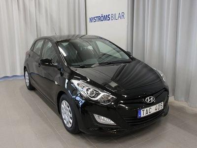 used Hyundai i30 5-dörrar 1.6 CRDi 110hk -13