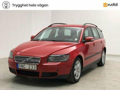 begagnad Volvo V50 2.4i (170hk)