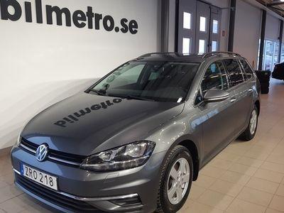 begagnad VW Golf Sportscombi TDI 115 Aut. P-Värmare Drag 2019, Kombi Pris 179 900 kr