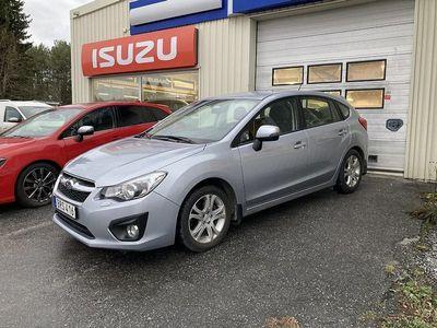begagnad Subaru Impreza 1.6i Sport 6MT OBS! 3681mil