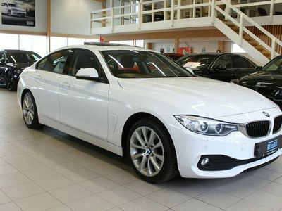 begagnad BMW 420 Gran Coupé d Steptronic Navi Euro 6 184HK