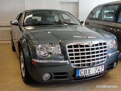 begagnad Chrysler 300C 2,7 Touring Aut Läder + Drag Kombi 2007