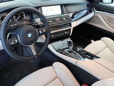 begagnad BMW 520 d xDrive Sedan M-Sport Automat Navi Drag Kupévärmare