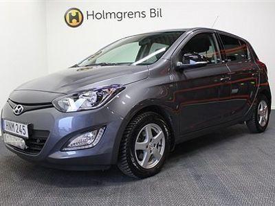 begagnad Hyundai i20 1.4 M6 GO