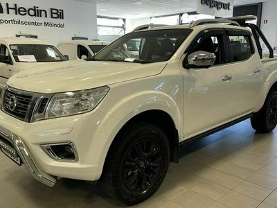 begagnad Nissan Navara DOUBLE CAB TREK1 4WD AUTOMAT