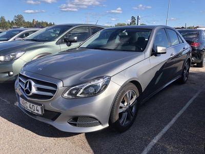 begagnad Mercedes 350 E-KlassCDi 4MATIC 252hk, Sedan, Drag, Backkamera, Nav, SoV-hjul