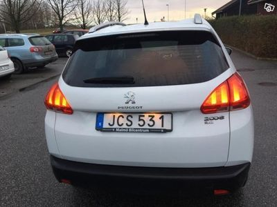 gebraucht Peugeot 2008 1,2 VTi (82hk) Active -15
