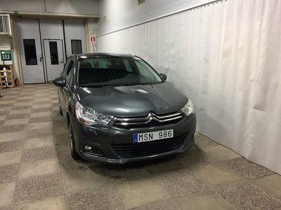 gebraucht Citroën C4 1,6 HDI Comfort