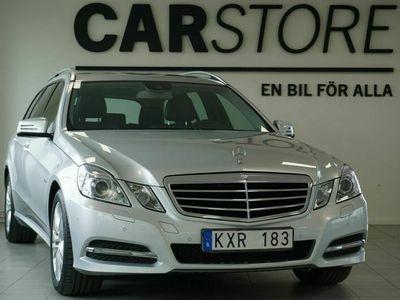 begagnad Mercedes 220 E-KlassT CDI Drag Bluetooth Farthållare