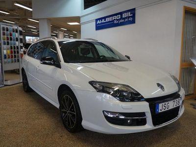 begagnad Renault Laguna III 2,0 dCi E5 173 Sport Ed SpT A