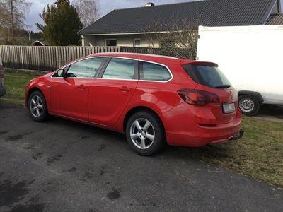 begagnad Opel Astra sport Tourer 1.7 CDTI 125 hk