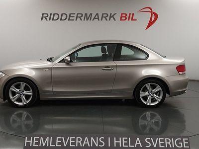 begagnad BMW 120 Coupé d E82 (177hk) Advantage, Comfort