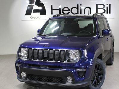 begagnad Jeep Renegade RENEGADE Night Eagel T3 120HK 6vxl man