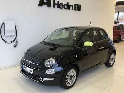 begagnad Fiat 500 1.2 Manuell, 69hk, 2017 / / LÅG SKATT / / Nyservad