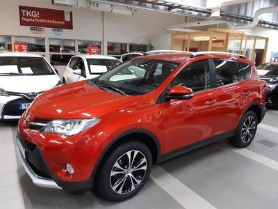 begagnad Toyota RAV4 2.0 4x4 | Navigation | Edition Feel