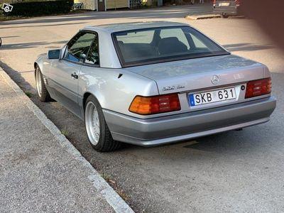 begagnad Mercedes SL500 V8 Automat -92
