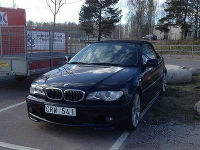 begagnad BMW 320 Cabriolet Cd Convertible Cd M-Sport 195hk Individual FIN