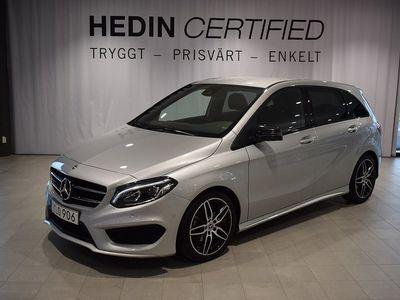begagnad Mercedes 180 Benz B AMG - line Nightpackage 2017, Personbil 164 900 kr