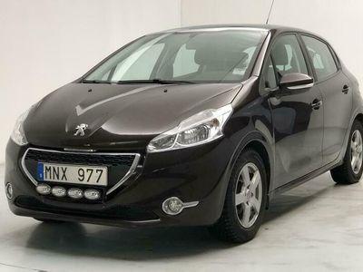begagnad Peugeot 208 1.2 VTi 5dr