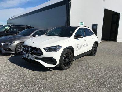 begagnad Mercedes GLA250 4MATIC 8G-DCT AMG 224hk